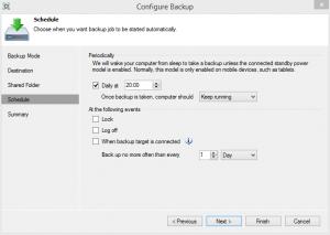 Configure Backup 4