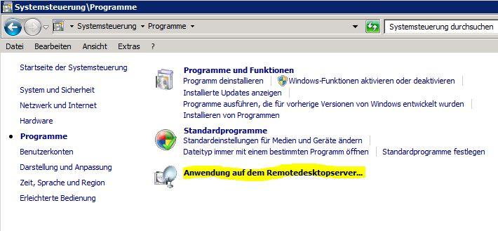 erleichterte bedienung deaktivieren windows 7