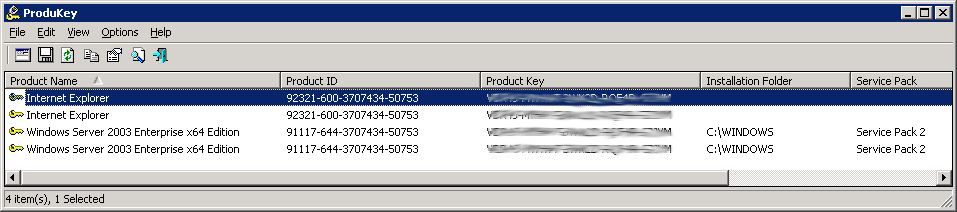 how to get windows product key from powershell